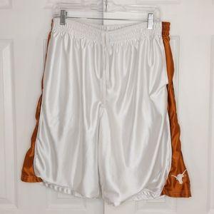 Men's NCAA UT Longhorn's Basketball Shorts Size XL